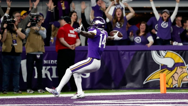 Stunner: Keenum-Diggs TD on Last Play; Vikings Win 29-24
