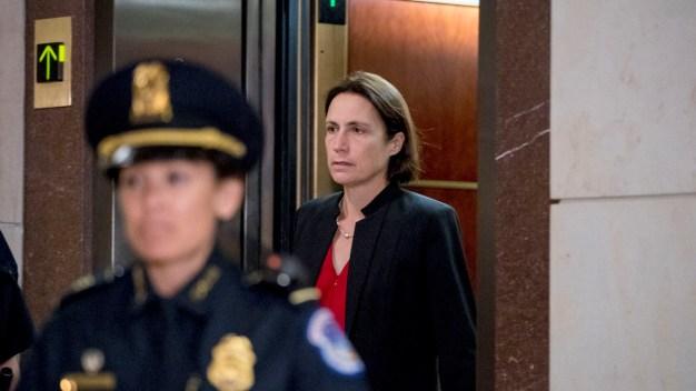 Trump's Ex-Advisor on Russia Testifies in Impeachment Probe