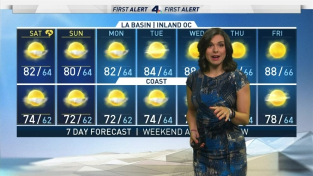 First Alert Forecast: Cloudy and Foggy Morning
