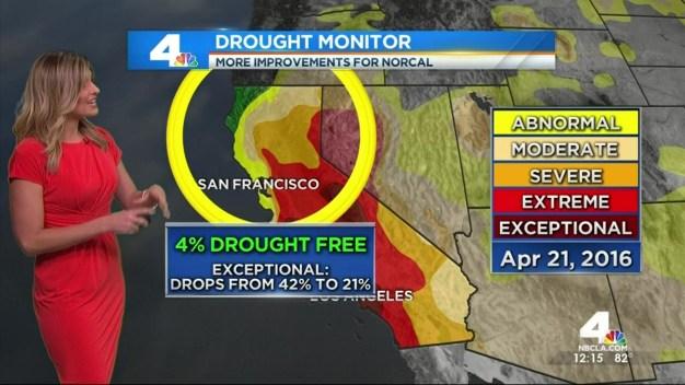 California Drought Update: April 2016
