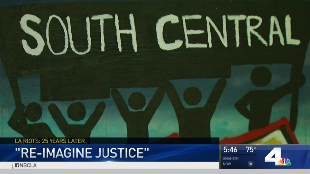 Art Exhibit Wants Community to 'Re-Imagine' Justice