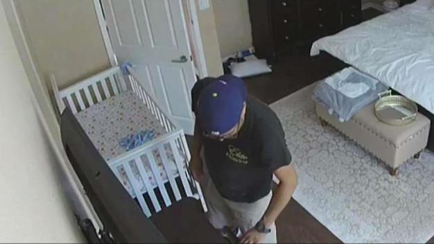 Nanny Cam Catches Contractor Rifling Through Woman's Underwear Drawer