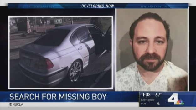 Father of Missing South Pasadena Boy Has Gaps in Memory Says Attorney