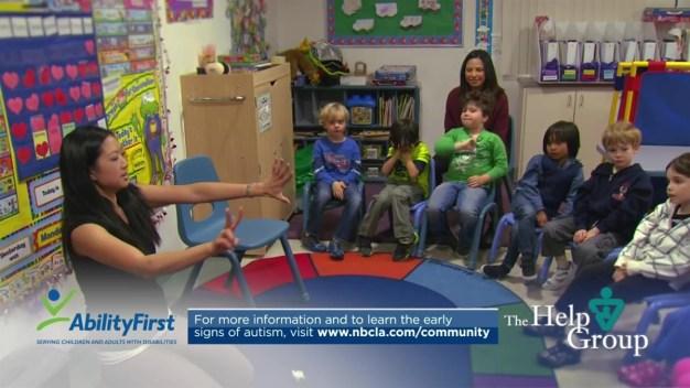 NBC4 and Telemundo 52 Spotlight Autism Awareness Month in April
