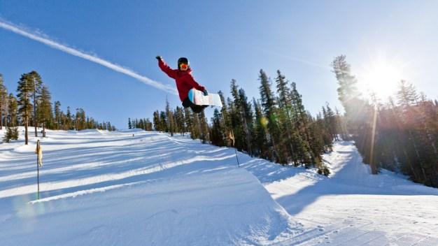 Burton Snowboard Academy