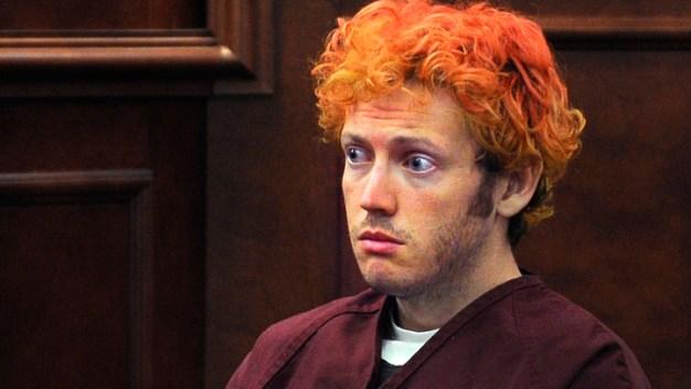 Movie Massacre Suspect Hauled Before Judge