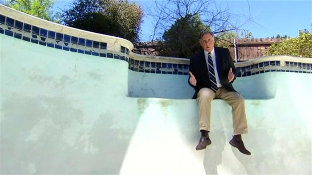 """We Just Don't Have Any Water"": California Homeowners Ditch Pools"
