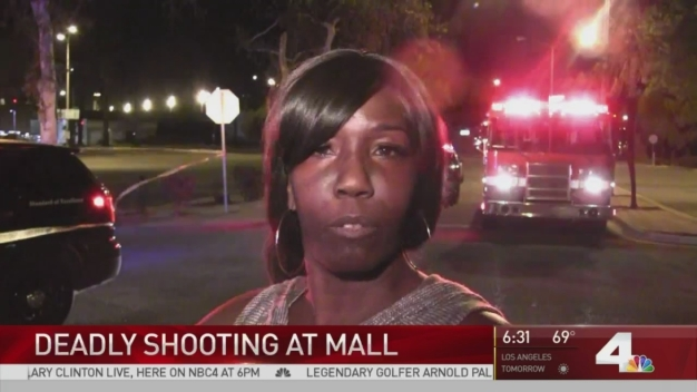 One Dead in Shooting Outside Mall