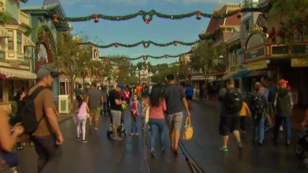 Celebrate the Holidays at Disneyland