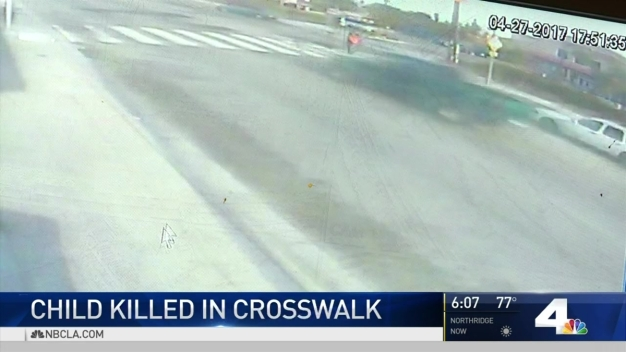 Child in Crosswalk Killed By Suspected DUI Driver