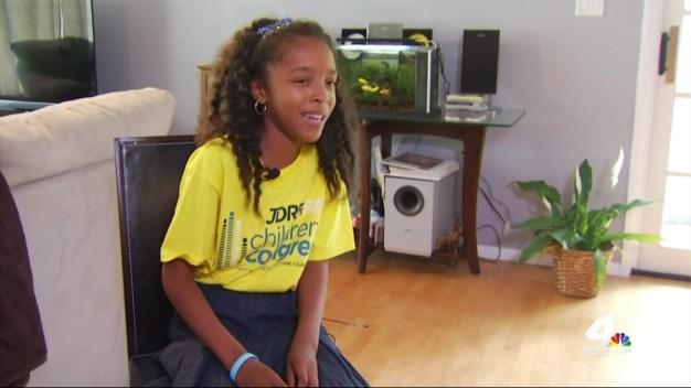 Children Take Diabetes Fight to Washington DC