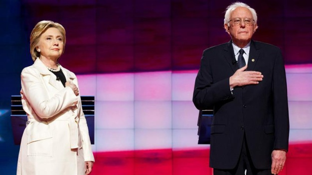 Clinton, Sanders Continue SoCal Campaign Blitz