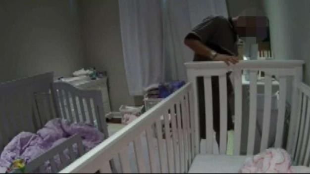 Contractor Caught on Camera Creeping Through Kids' Clothing