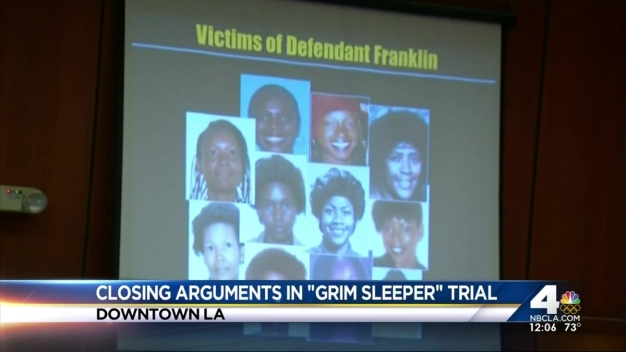 Franklin's DNA Evidence Presented Grim Sleeper Trial