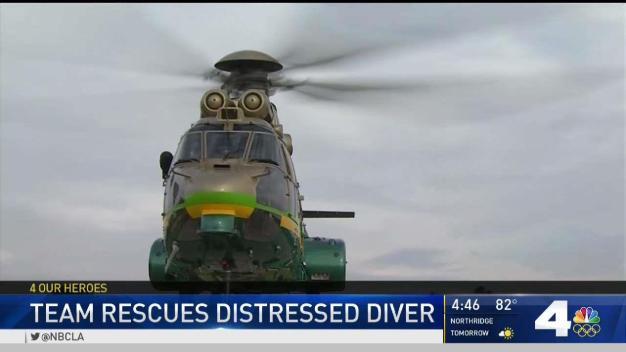 Deputies Lauded for Daring Rescue