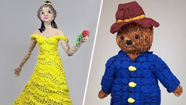 Take a 'Peep' at These 10 Amazing Marshmallow Sculptures
