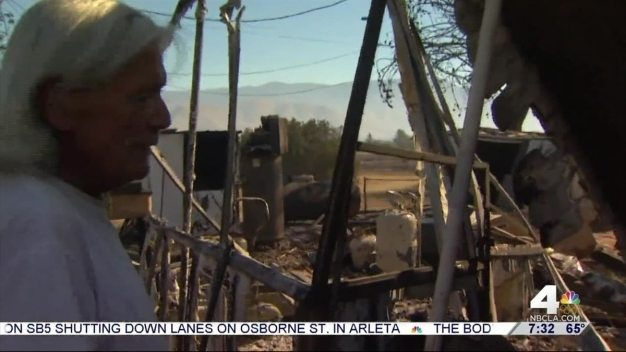 Communities Destroyed by Kern County Fire