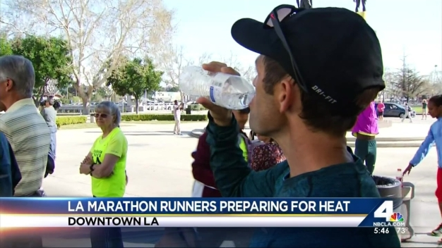 Excitement Builds for LA Marathon