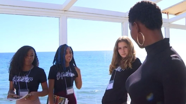 Exposher Mentoring Program Helping Empower Young Girls