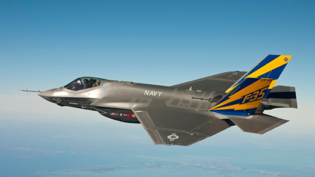 F-35s Have More Than 200 Problems in Combat: Report