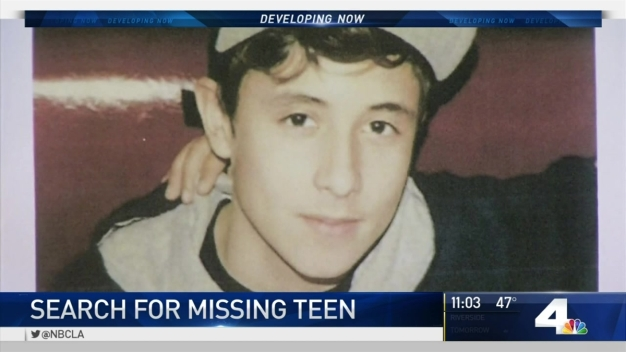 FBI Joins Search for Missing San Fernando Teen