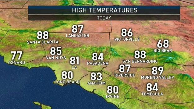 Weather Stories | NBC Southern California