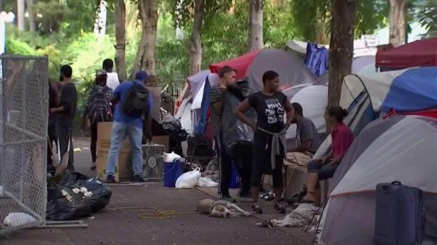 OC Handling of Homeless Comes Under Fire Again
