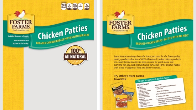 130,000 Lbs. of Breaded Chicken Patties Recalled