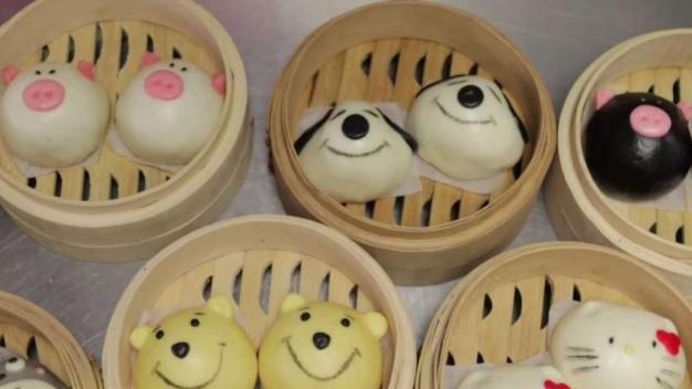 Take Your Buns to Harumama