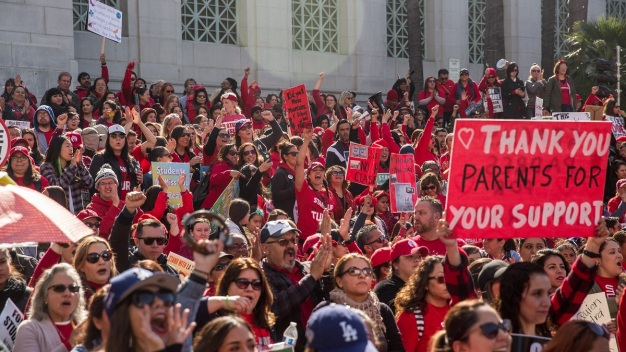 Strike Ends, LA Teachers to Return to Classrooms Wednesday