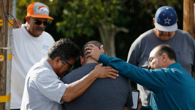 On the 3rd Anniversary, Relive Vigil for San Bernardino Victims
