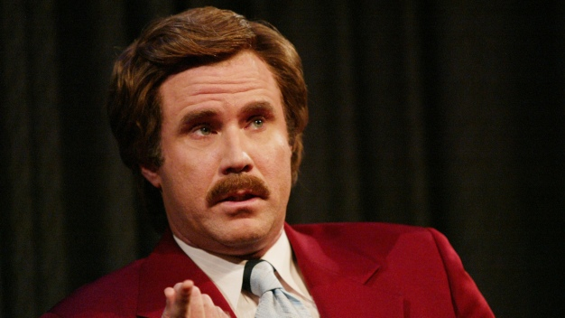 Great Odin's Raven! Ron Burgundy is Going to Call the Kings-Sharks Game