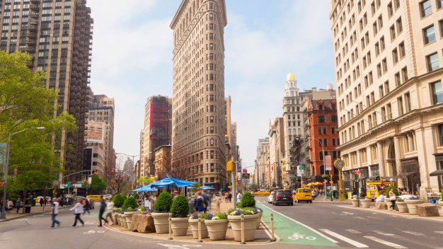 NYC Tries to Go Car-Free in Honor of Earth Day