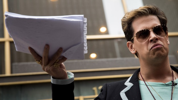Milo Flouts Cancellation of UC Berkeley's Free Speech Week