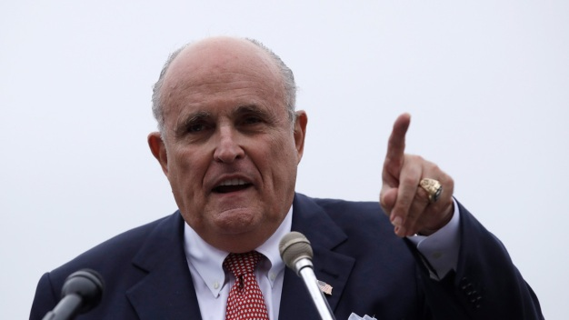 Giuliani Now Doesn't Deny Possible Trump Campaign Collusion