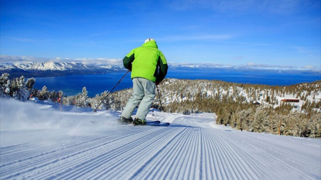 Big Thrills at Heavenly Mountain Resort