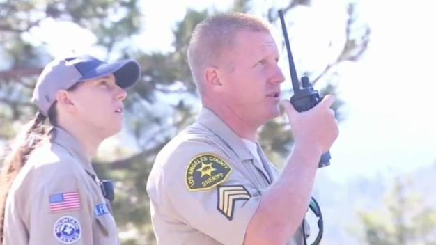 Rescuers Recognized for Saving Missing Hiker in Mount Waterman