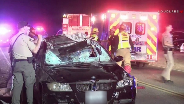 Suspected DUI Driver Crashes into, Kills Horse at Birthday Party