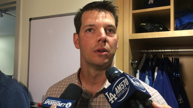 Rich Hill Postgame 8.24.16