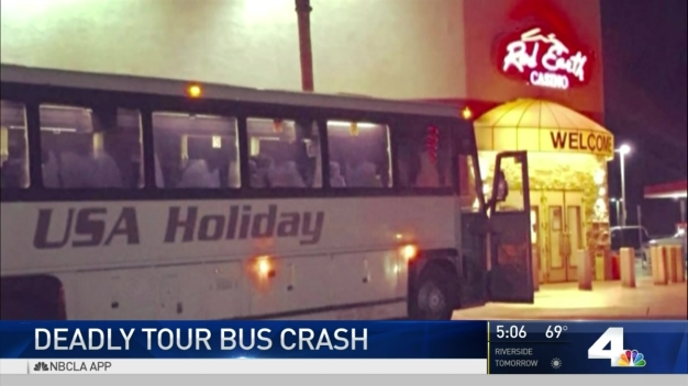 Investigators Reveal Bus Didn't Have Seat Belts