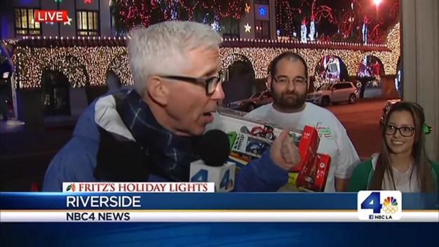 Fritz's Holiday Lights 2013: Riverside