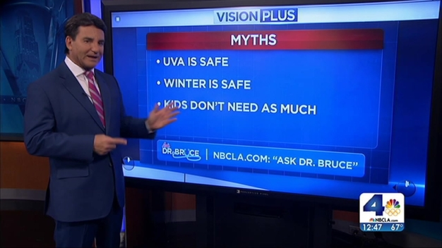 Ask Dr. Bruce: How Much Sunscreen & Stem Cells