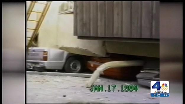 LA Marks 20th Anniversary of Northridge Quake