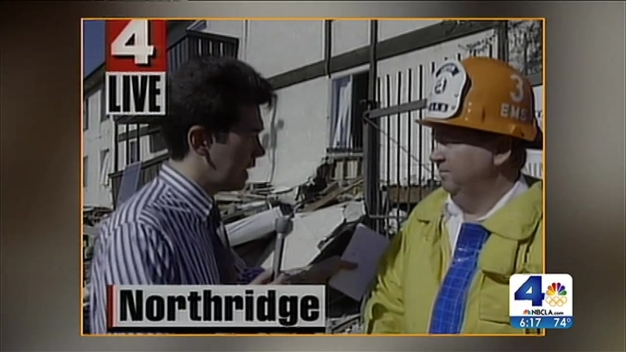 Flashback: NBC4 Covers 1994 Northridge Earthquake