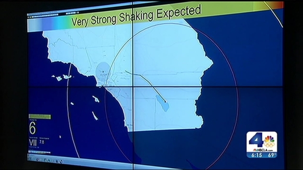 Quake Warning System Technology Grows