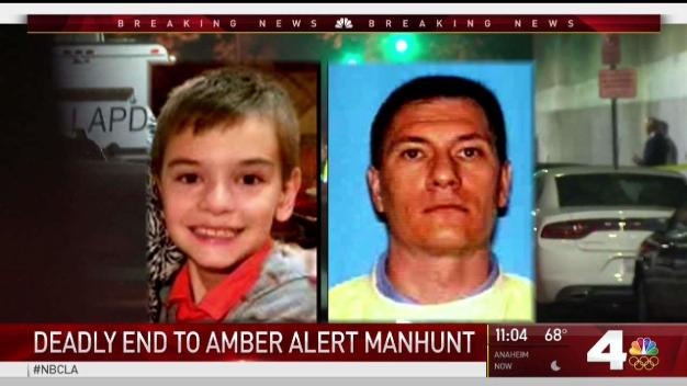 Amber Alert Ends With Abductor Killed After Officials Shoot