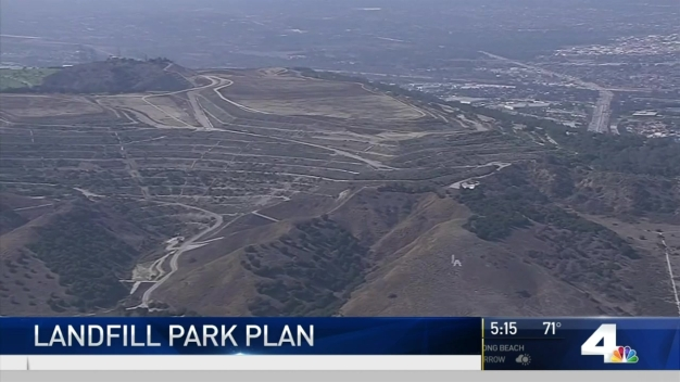 Largest Landfill to Be Turned Into Park