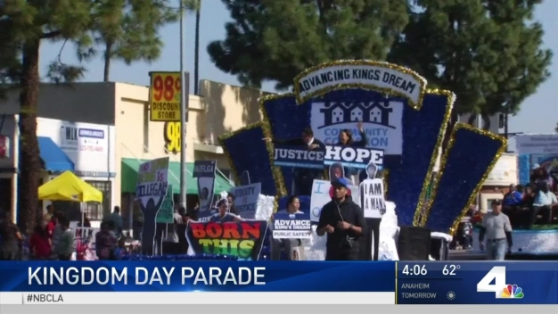 Leimert Park Parade Celebrates Life and Legacy of MLK