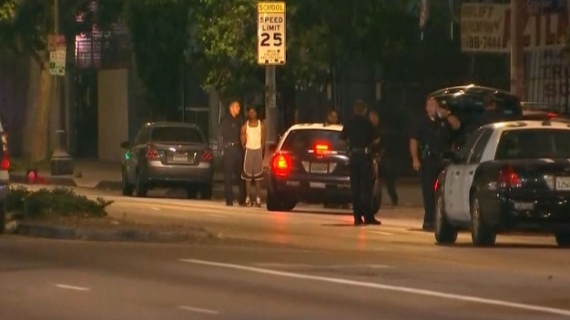 Road Rage Allegedly Leads to Shooting, Barricade in South LA