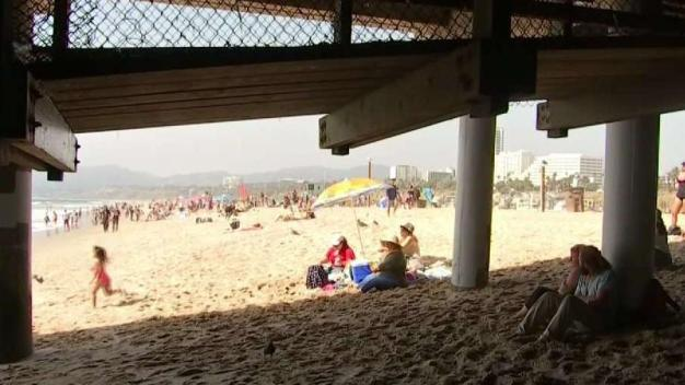 Body Found Under Santa Monica Pier Could Be Linked To LA Attacks